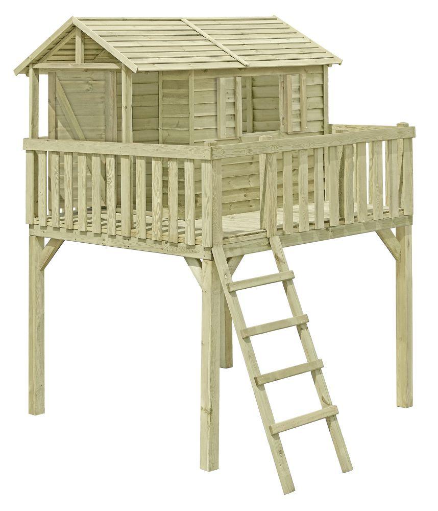 speelhuis/ kindertuinhuisje K36 - Afmetingen: 2,16 x 2,01 meter, FSC®