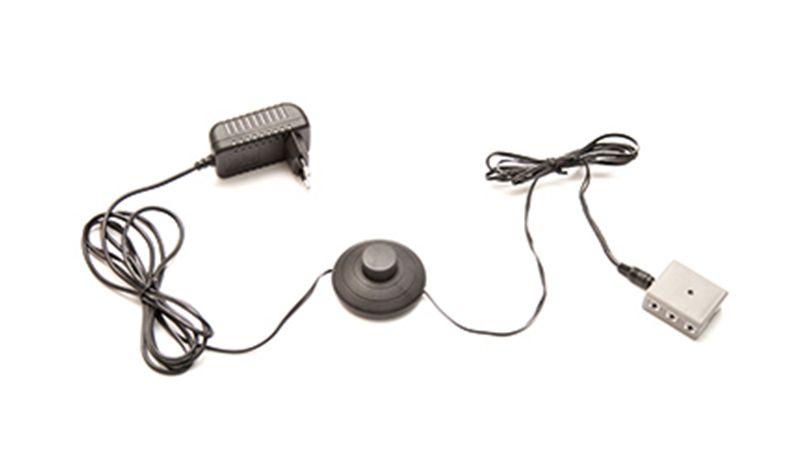 voeddings unit voor LED-verlichting voor vitrines en kasten