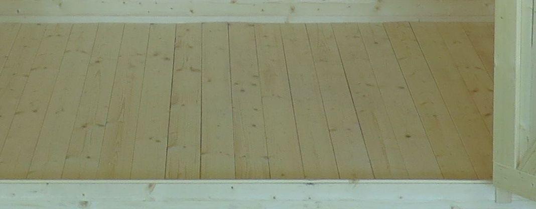 Vloer geschikt voor het tuinhuis München TI-M331 incl. onderconstructie